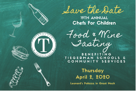 2020 Food and Wine Save the Date