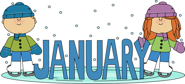 January Calendar/ Calendario de enero Featured Photo