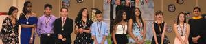 middle school graduates