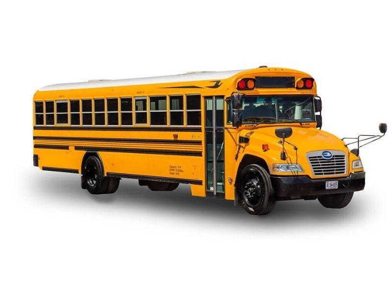 Bus Survey / encuesta sobre el autobús escolar Thumbnail Image