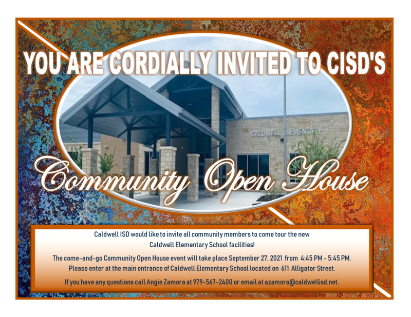 Community Open House Featured Photo