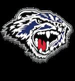Evanston MS Wolverine Mascot Clipart