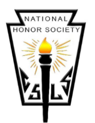 National Honor Society Induction Thumbnail Image
