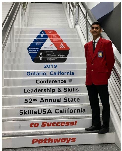 52nd Annual State SkillsUSA California Thumbnail Image