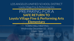 Loyola Village Town Hall Flyer 12:02.png