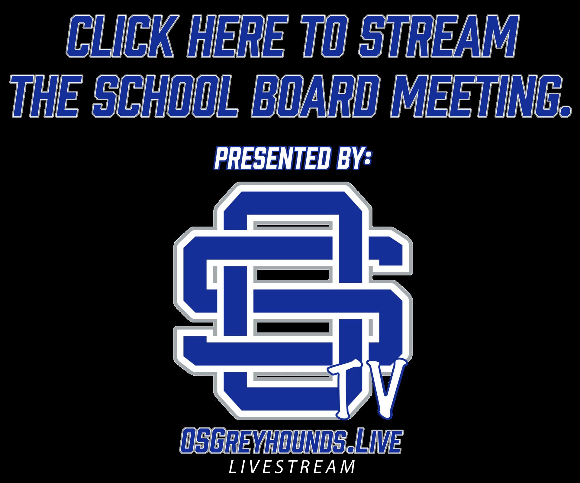 OSSD Livestream