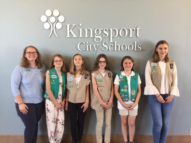Tonight's Pledge - Girl Scouts of the Southern Appalachians