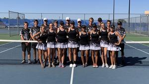 Tribe Tennis team
