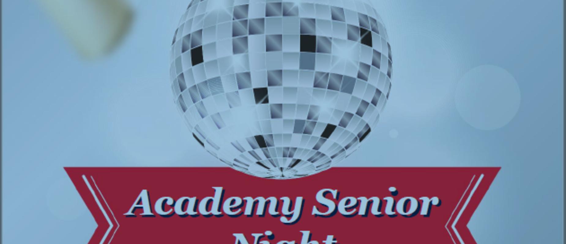 Academy Senior Night