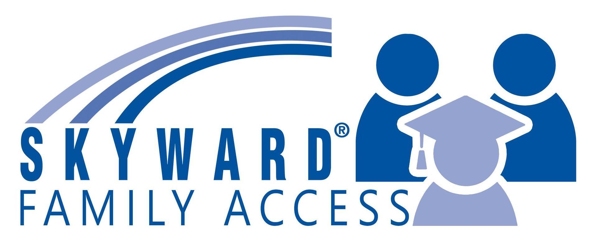 clipart of Skyward logo