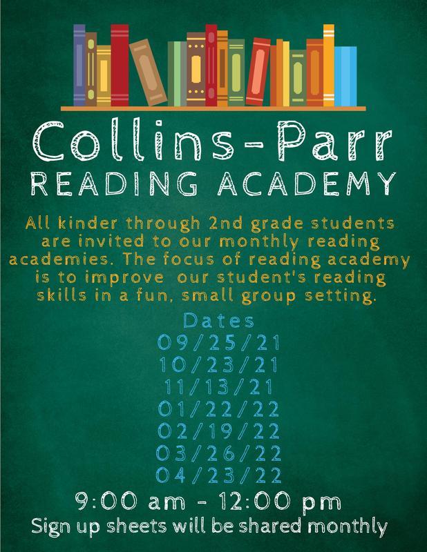 Collins-Parr Reading Academies Featured Photo
