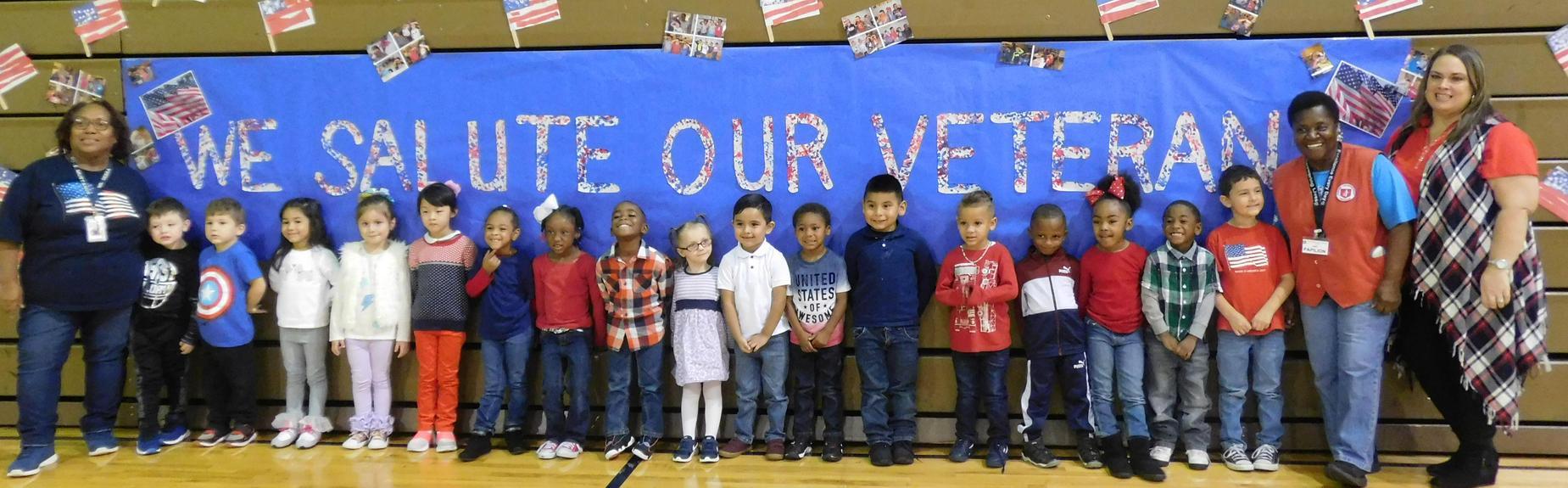 Veterans Day Program