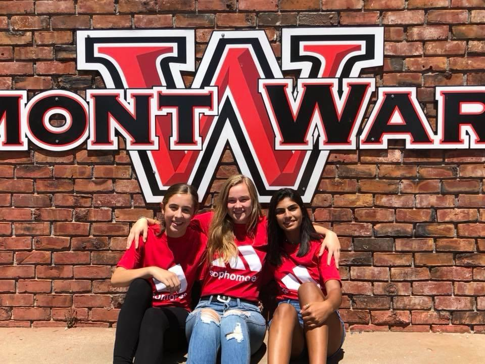 ASB Sophomore Officers