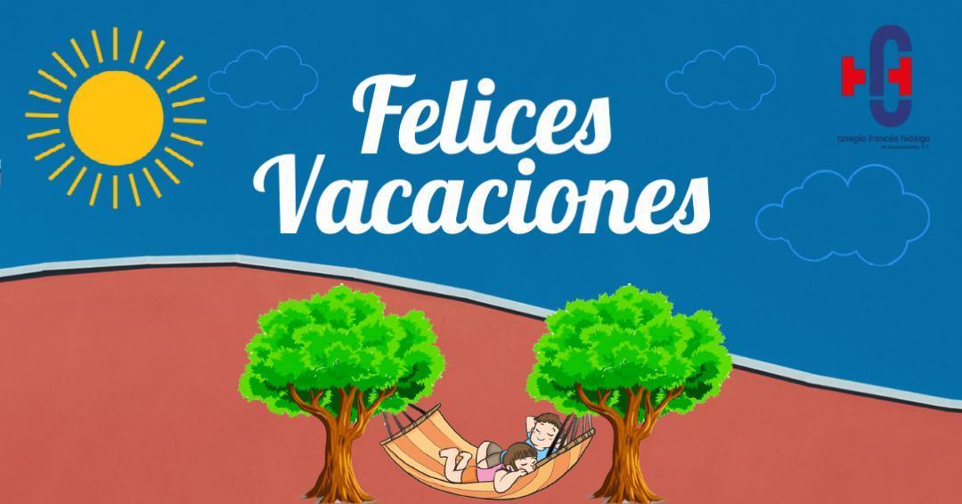 ¡Felices vacaciones! Image