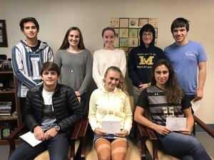 HS National Merit Scholarship Commended Students
