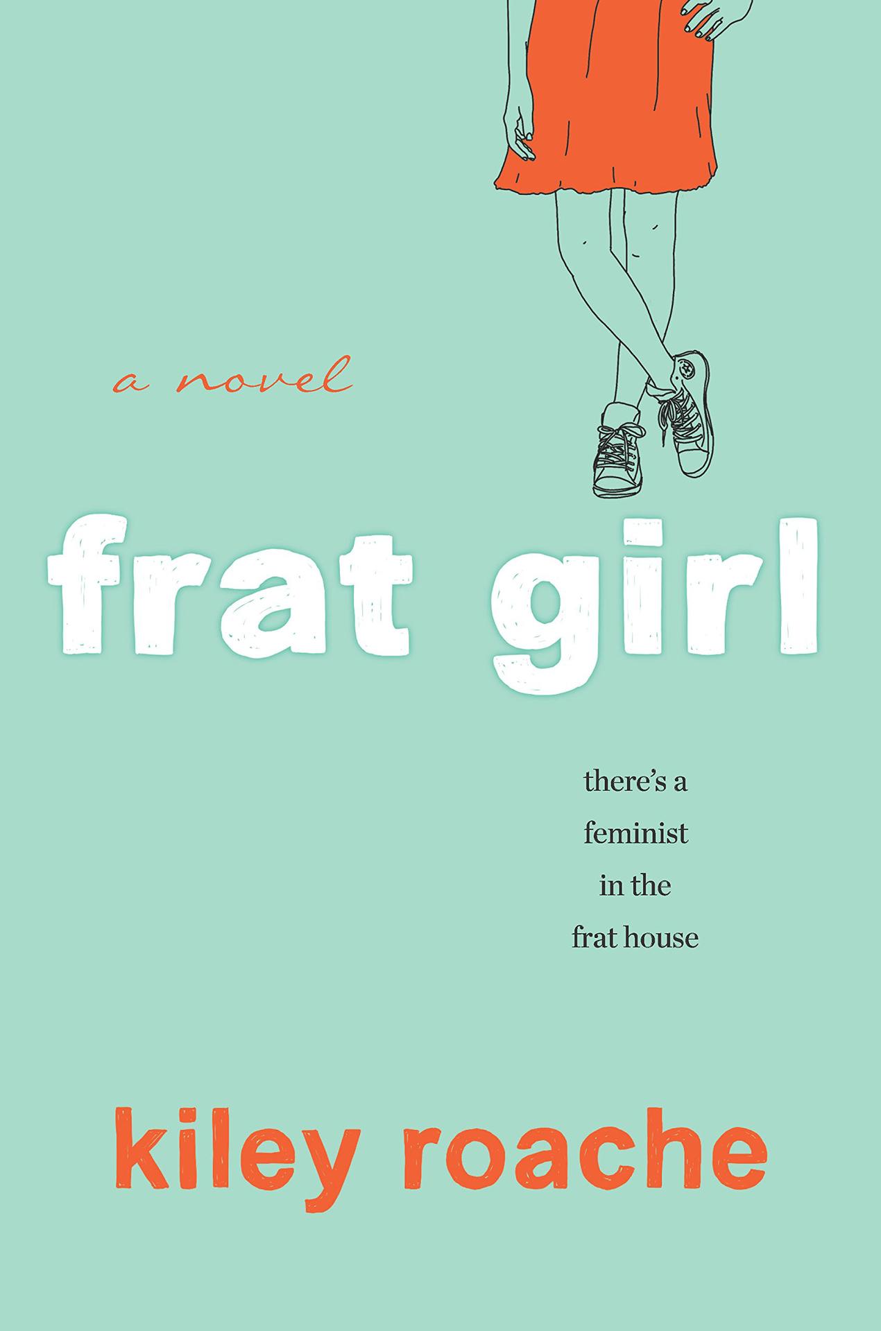 Book cover for Frat Girl