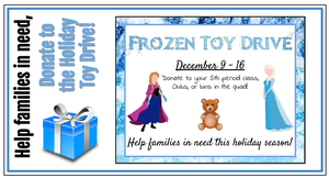Toy Drive info