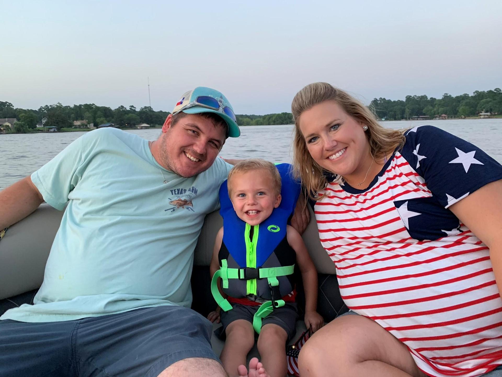 4th of July at the lake