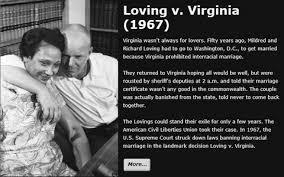 Loving V Virginia Article Image