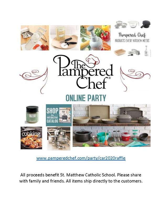 Pampered Chef Online Party Featured Photo