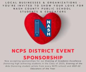District Event Sponsorship