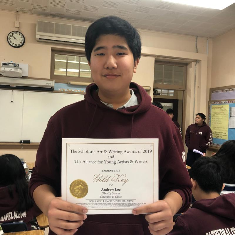 Chapel Artist Andrew Lee Is Off to Carnegie Hall! Featured Photo