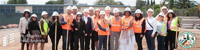 Payne Elementary School LAWA Project