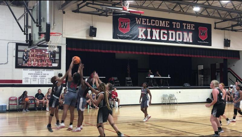 WLHS Basketball Shootout