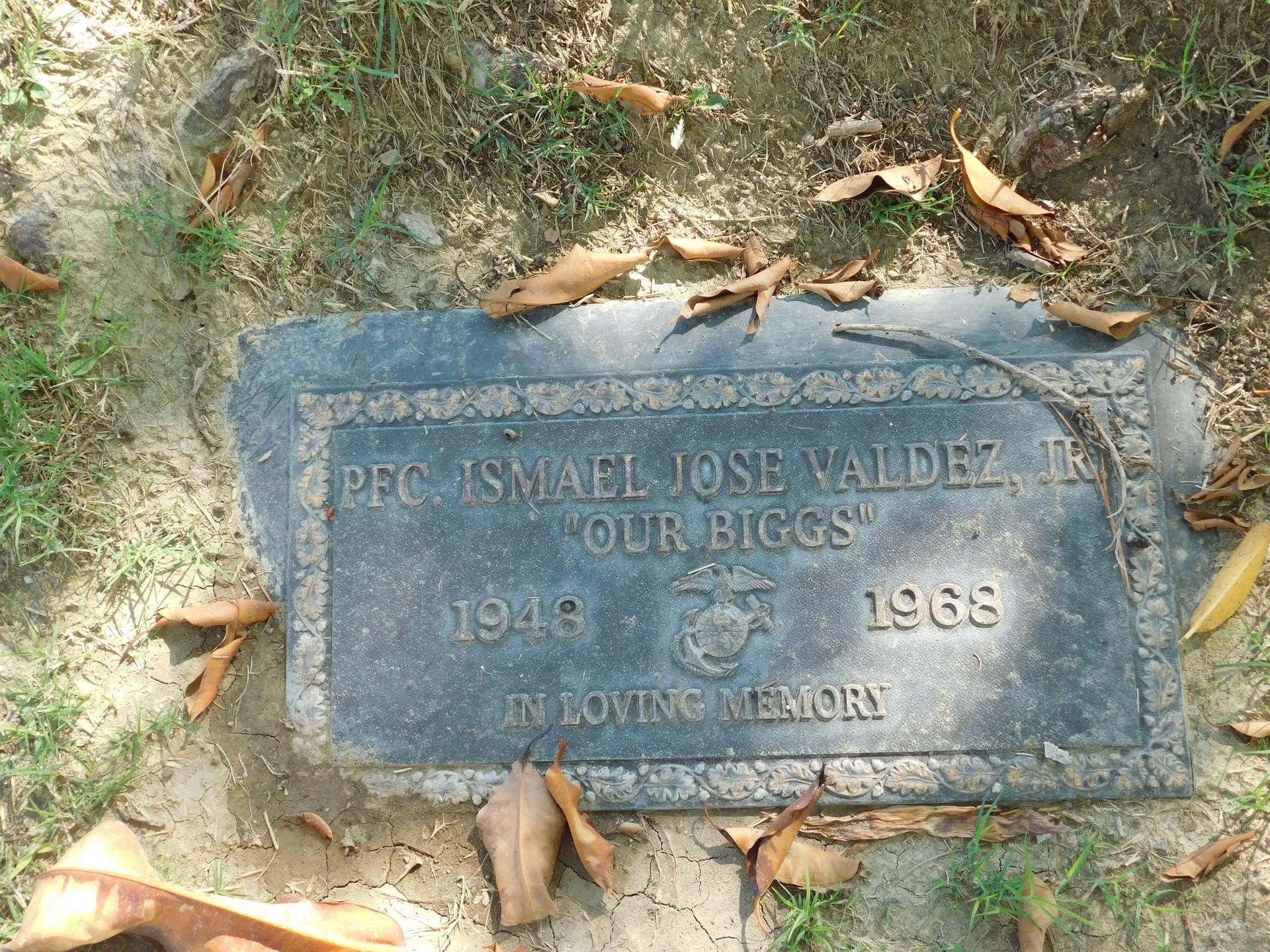 Ismael Valdez Grave