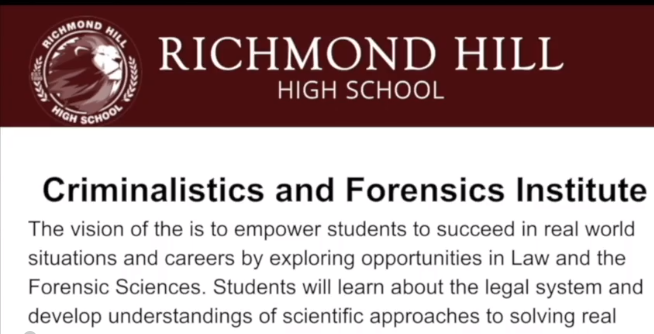 Criminalistics and Forensics Institute