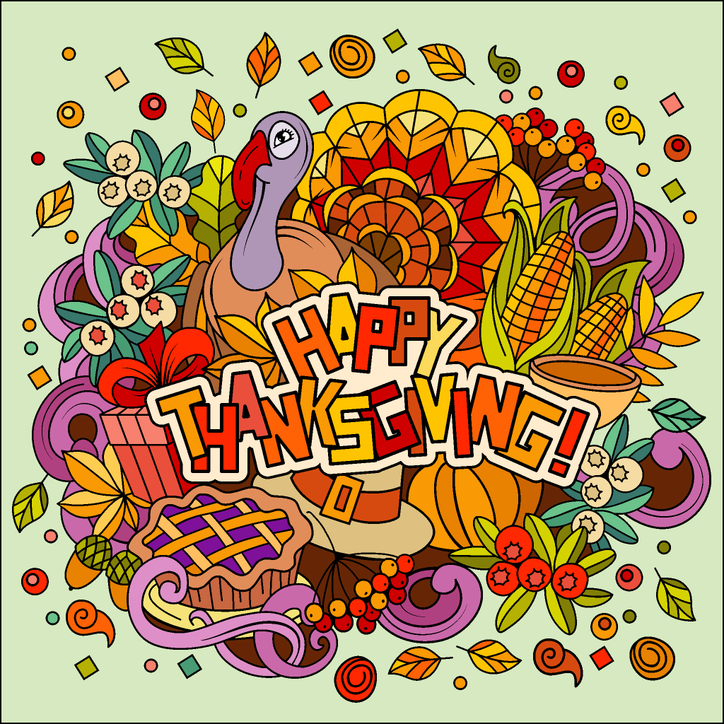 Happy Thanksgiving! Image