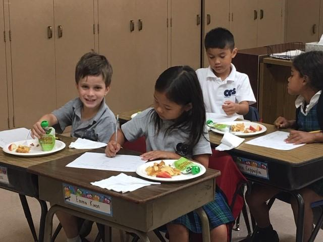 First Graders Shine in Science Featured Photo