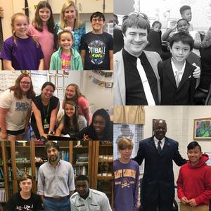 picture collage of toy poy finalists