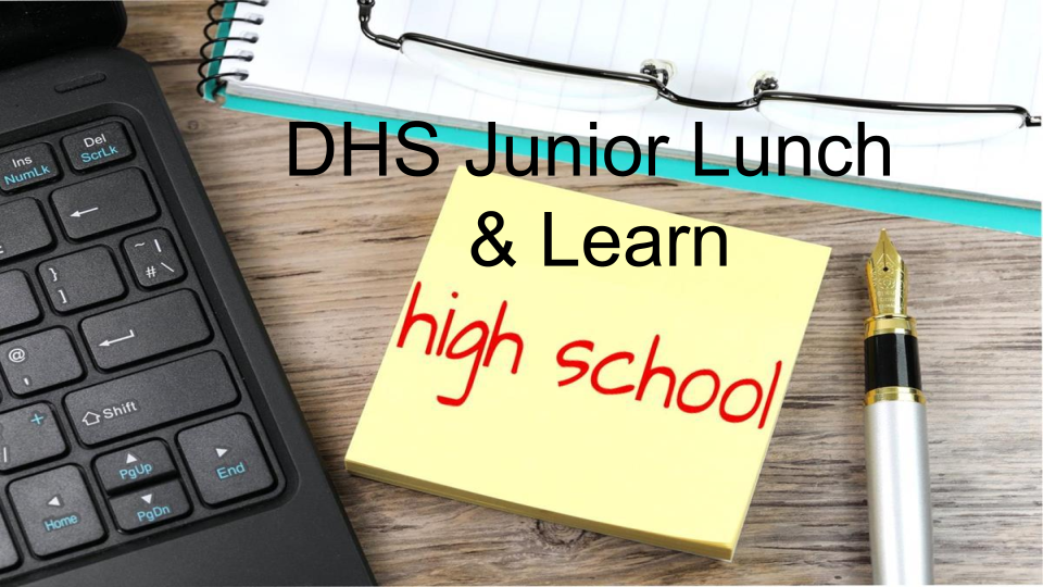junior lunch and learn