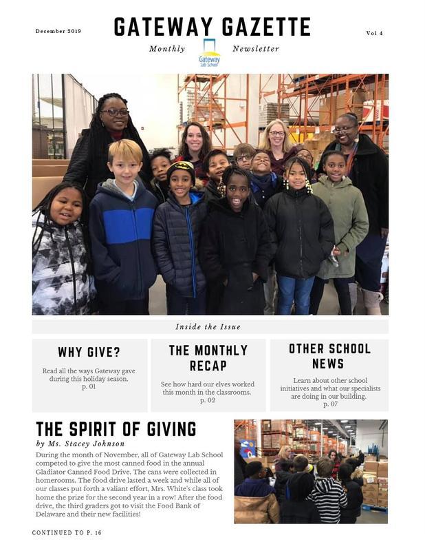 Gladiator Gazette December 2019 Review Featured Photo