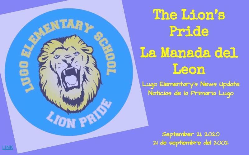 The Lion's Pride #1- Links      La Manada del Leon #1 - Enlaces Featured Photo
