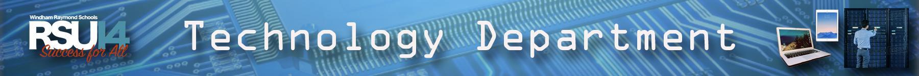 tech banner