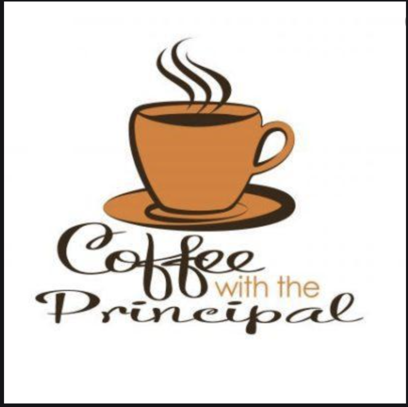 Coffee with the Principal - Thursday, December 10 @ 10am Featured Photo