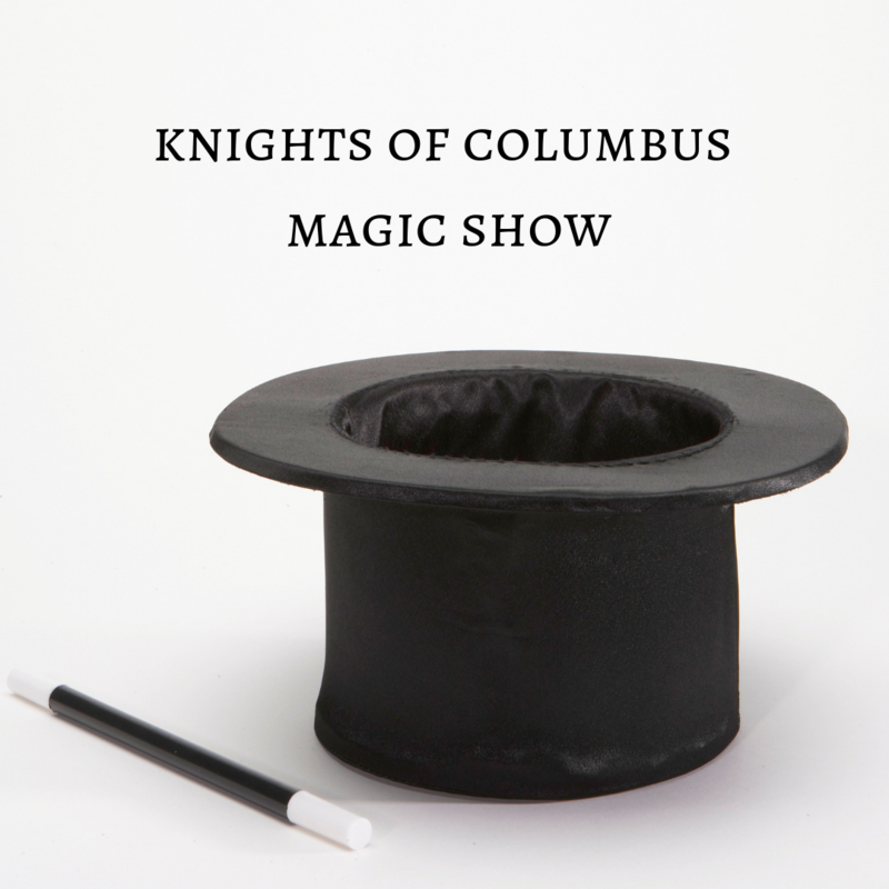 Knights of Columbus Magic Show Featured Photo
