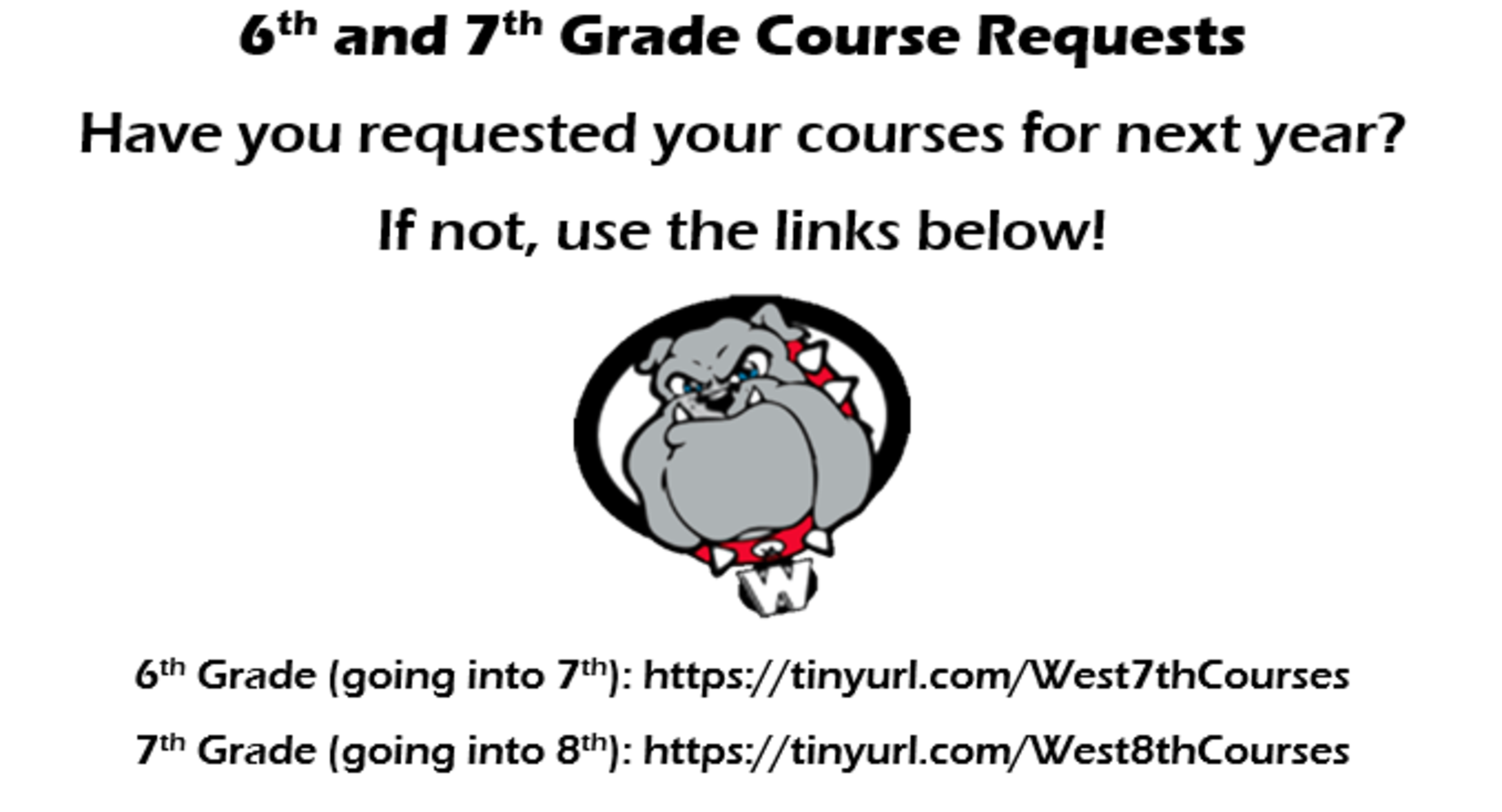 Course Request