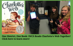 One District, One Book: Charlotte's Web