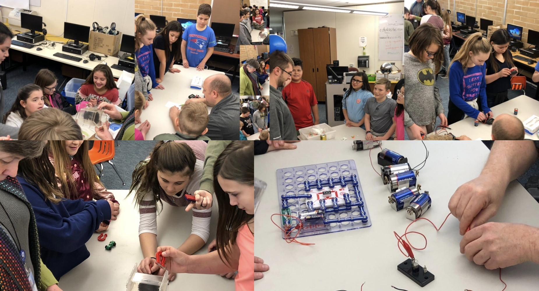 ON Semiconductor Teaches Science to 5th Grade