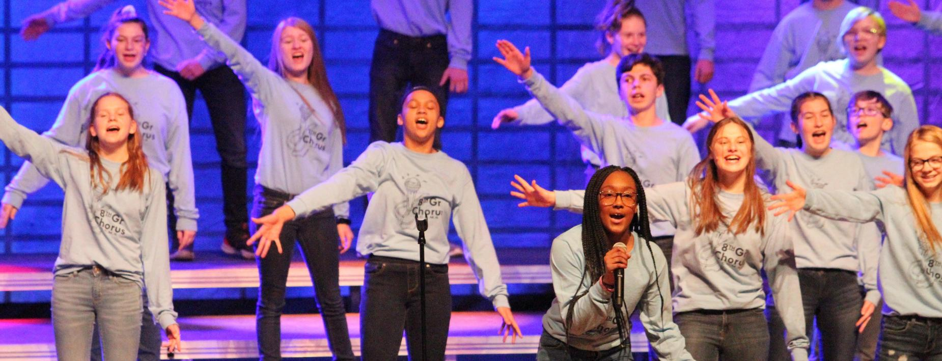 8th Grade chorus