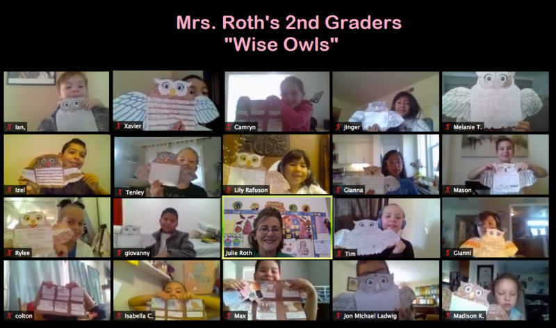 Mrs. Roth's 2nd Graders Featured Photo