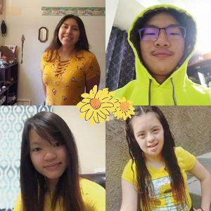 Sierra Vista High School's NAMI Club recognized National Suicide Prevention Week with a spirit week on Instagram, asking students and teachers to take selfies in their yellow attire as a symbol of suicide prevention on Sept. 8.