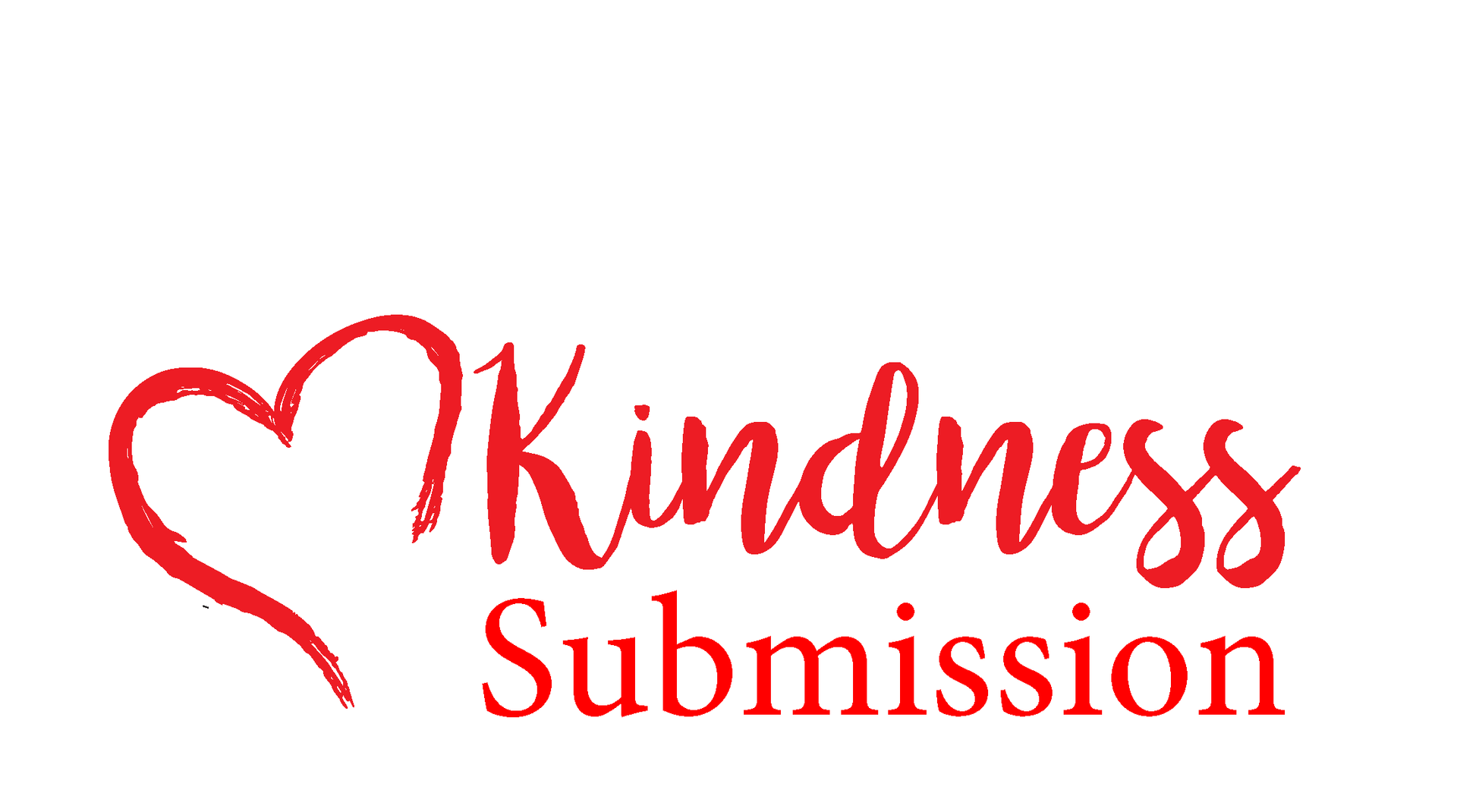 Kindness Submission Logo