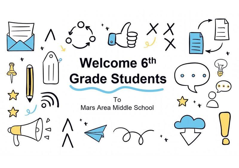 Mars Area Middle School Sixth Grade Transition Progarm