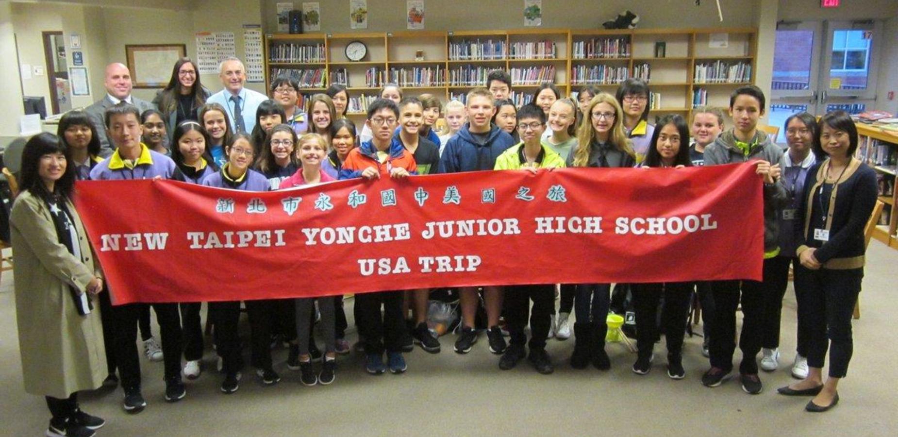 New Taipei Yonghe Trip
