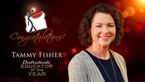 Image of Tammy Fisher, Hermiston High School language arts teacher.