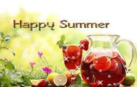 Happy Summer - cool drink